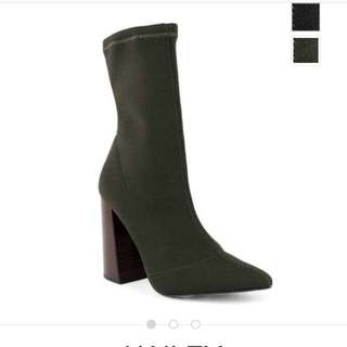 Novo khaki boots