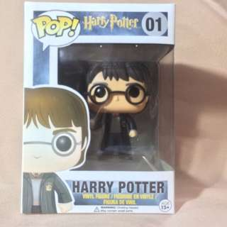 (ON HAND) Harry Potter with Wand Funko Pop