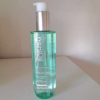 *Reduced price* Biotherm Aquasource Hydrating & Tonifying Toner