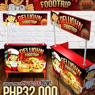 DeliJohn Food Cart