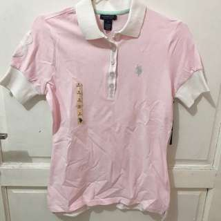Polo pink original (NEW with tag)