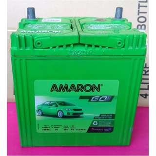 Bateri Kereta Battery AMARON NS40ZL
