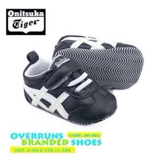 Prewalker Baby Shoes Branded Overrun Onitsuka