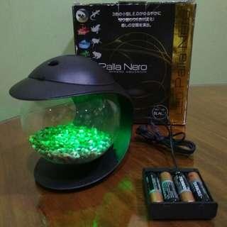 LED Sphere Aquarium w/ box