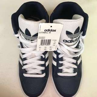 ‼️ REPRICED ‼️ Adidas Extaball Women's High Top Sneakers