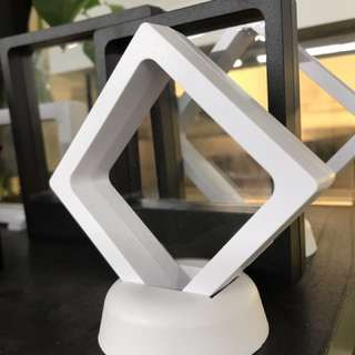 Amulet Display Frame