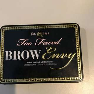Toofaced brow envy