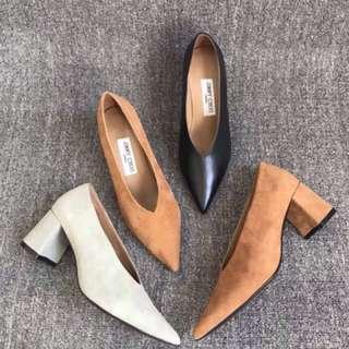 2017新款jimmy choo  V口鞋