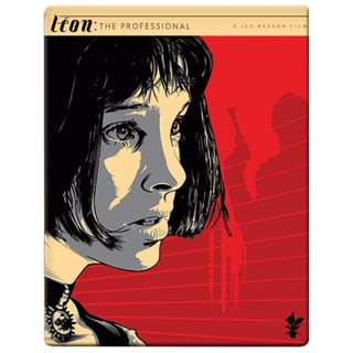 Leon The Professional Limited Edition Steelbook Blu-ray