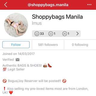 BOGUS SELLER SUPER INCONSIDERATE