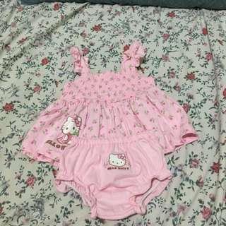 Pre Loved Hello Kitty Shirt