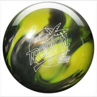 New 15 Pounds Storm Tropical Bowling Ball