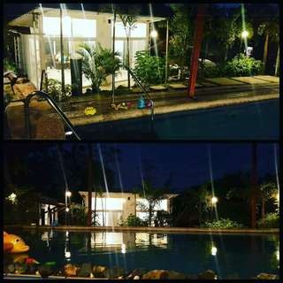 Private Resort in Antipolo for rent