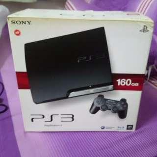 PS 3 160 GB