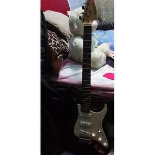 Electric Guitar Douglas