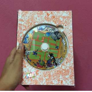 I Got A Boy Album (Hyoyeon)