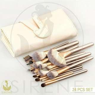24 Pcs Makeup Brush Set