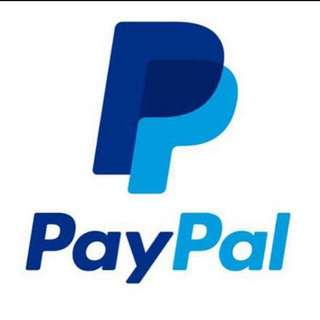 Paypal excepted.