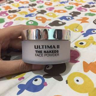 Ultima II The Naked Face Powder