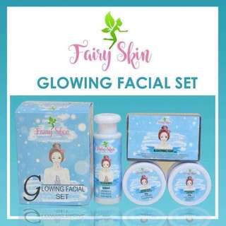 Fairy Skin Glowing Facial Set (Maintenance)