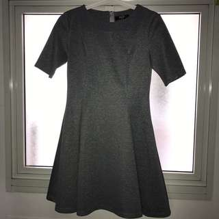 MGP grey dress