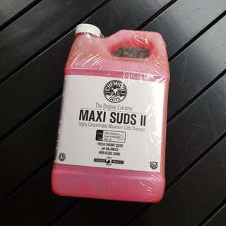 BN Chemical Guys Maxi Suds II Cherry Scent
