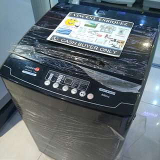 FUJIDENZO fully auto top load washing machine 6.5 kg model: JWA-6500BB