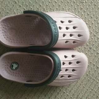 Crocs Ori pink