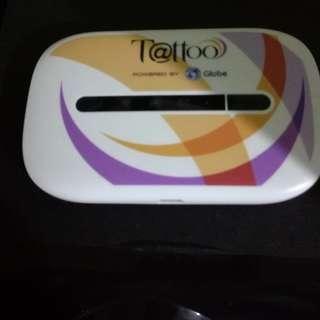 Tattoo Pocket Wifi