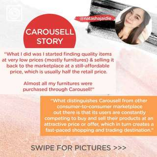 Carousell Story Vol.3