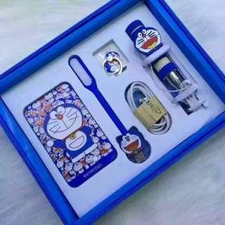 5 in 1 Doraemon Powerbank Set