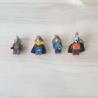 (In Stock) Lego Inspired League of Legends Key Chain