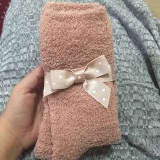 H&M Fuzzy Socks