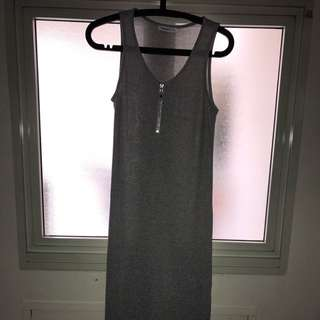 Light grey Long dress