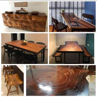 Collectif Designs Solid Wood Furniture Year End Sale 2017