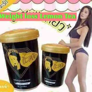 Weight loss lemon tea 1 pack/10 bottles