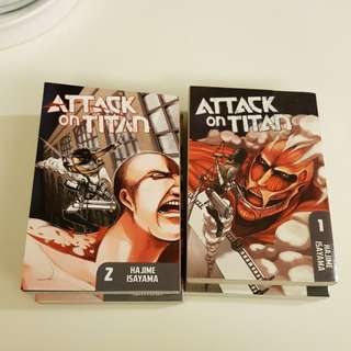 Attack on Titan (English)