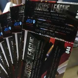 Justice League Premiere Night