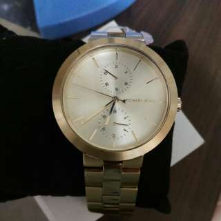 ORIGINAL BN MICHAEL KORS UNISEX WATCH