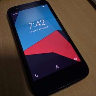 Moto G (2013) 1GB/16GB Black