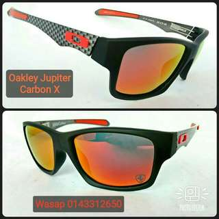 Oakley Jupiter Carbon X