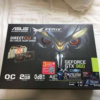 ASUS STRIX GTX 960