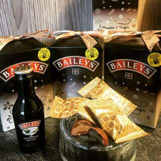Bailey's Irish cream 聖誕禮盒2017