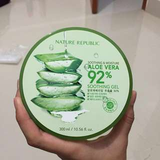 Nature Republic Soothing & Moisture Aloe Vera 92%