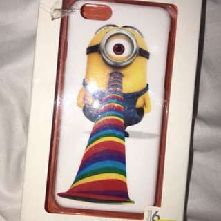 Iphone 6 case minion from canada