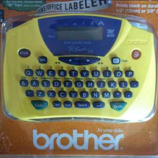 BNIP Brother Label Machine