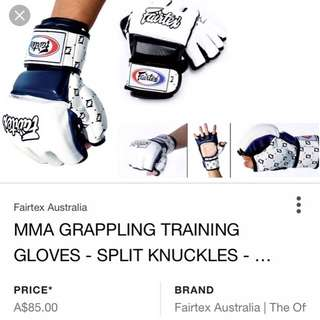 Fairtex MMA Gloves