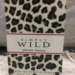 Parfum EDP Oliver Henry - Simply Wild