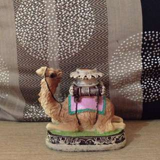 Candle Holder from Doha, Qatar