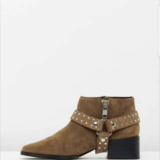 Sol Sana Brown Boots